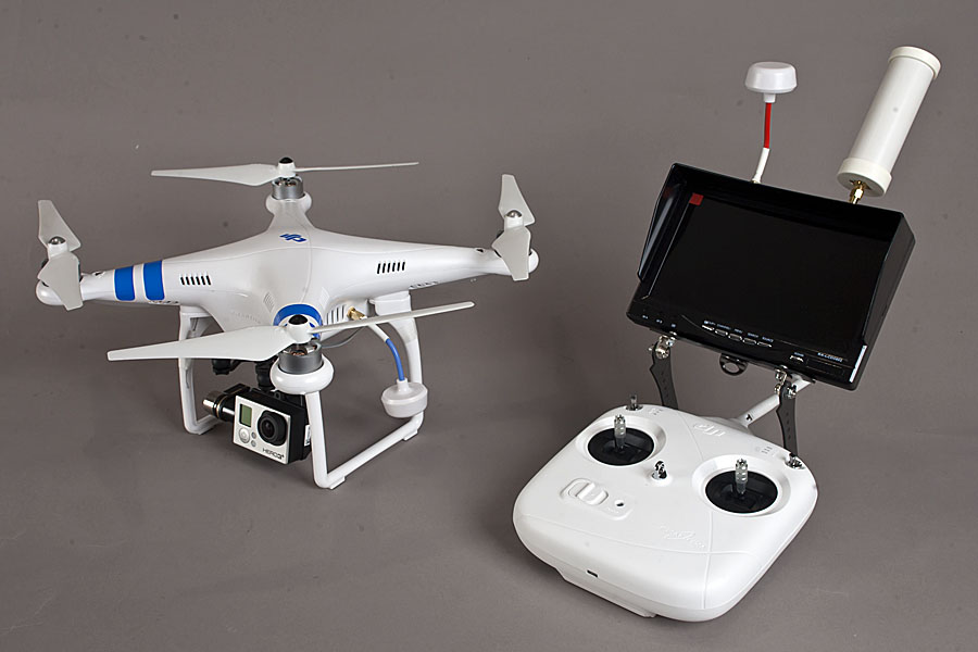 Is the DJI Phantom 1 a good starter drone? - AnandTech Forums