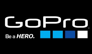 Logo GoPRO be a hero